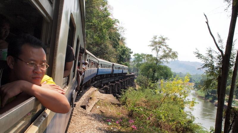■ Kanchanaburi(戦場に架ける橋) 泰緬鉄道の旅