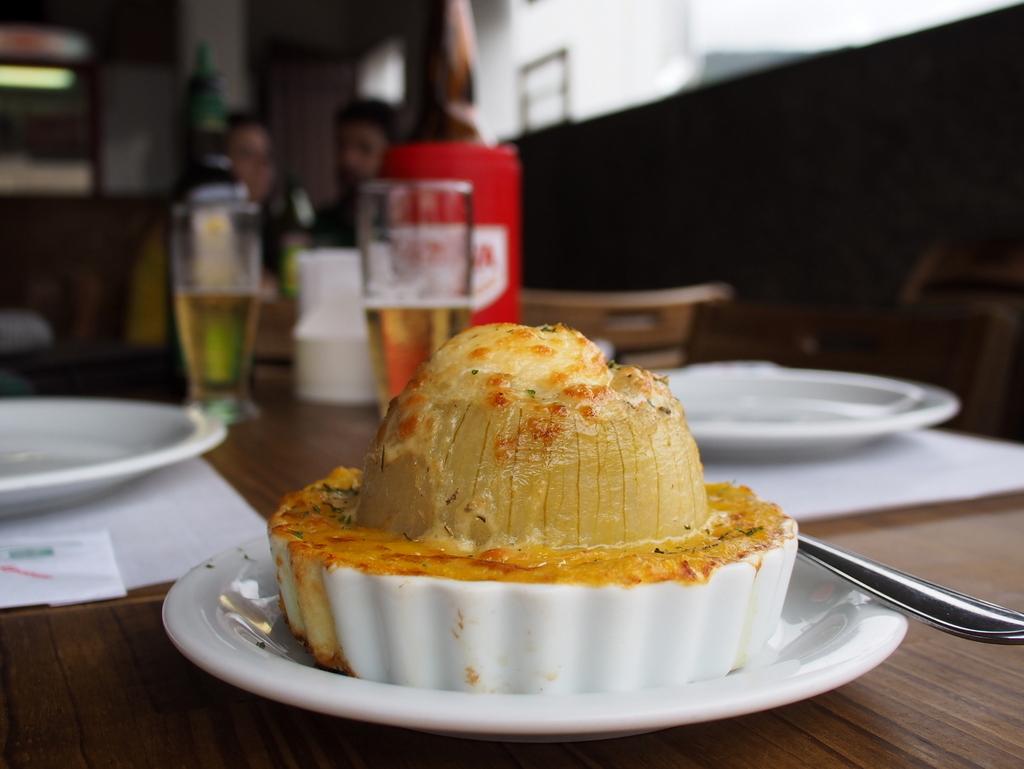 ■ O Bacalhau que Chora / バカリャウ料理 / ブラジル