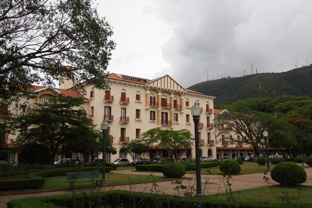 ■ Palace Hotel / Posco de Caldos / Brazil
