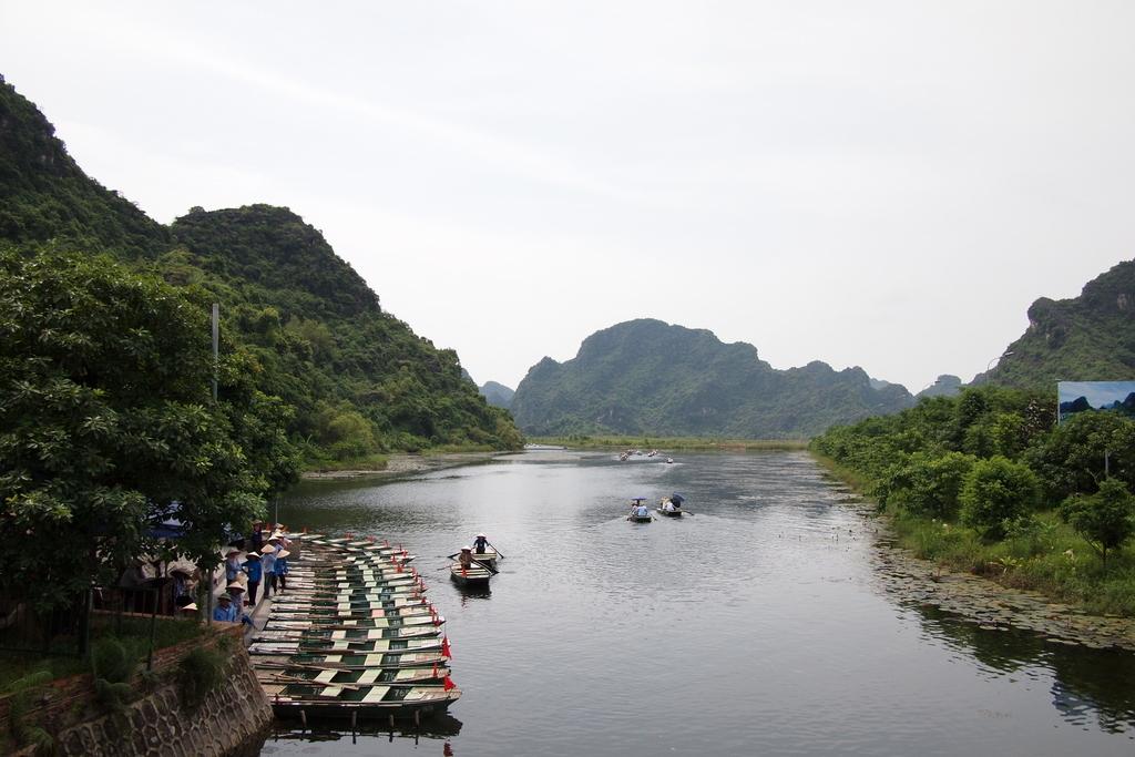 ■ Trang An / Ninh Binh / Vietnam