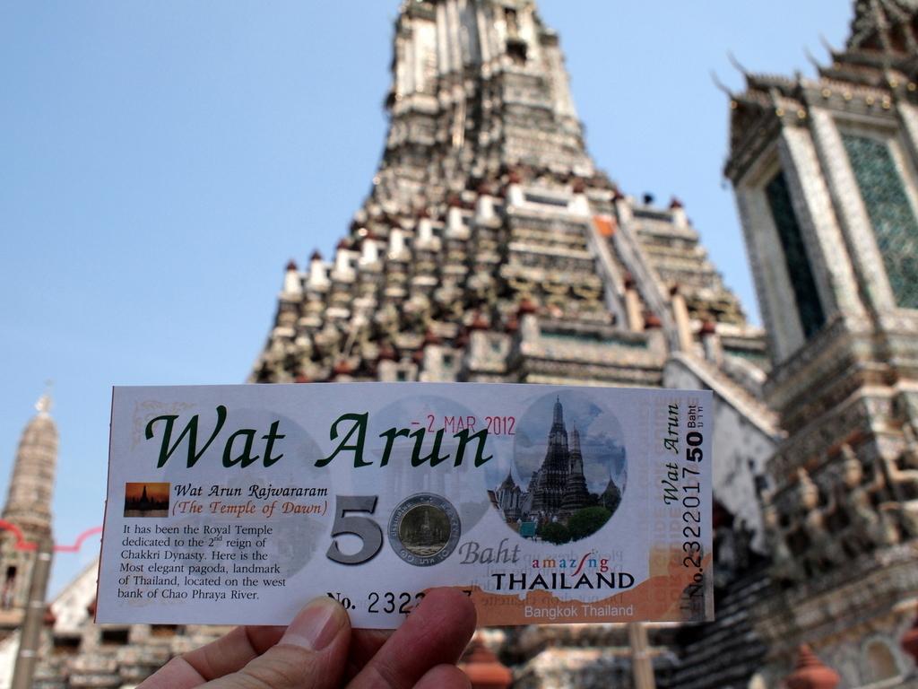 ■ Wat Arun タイ・バンコク