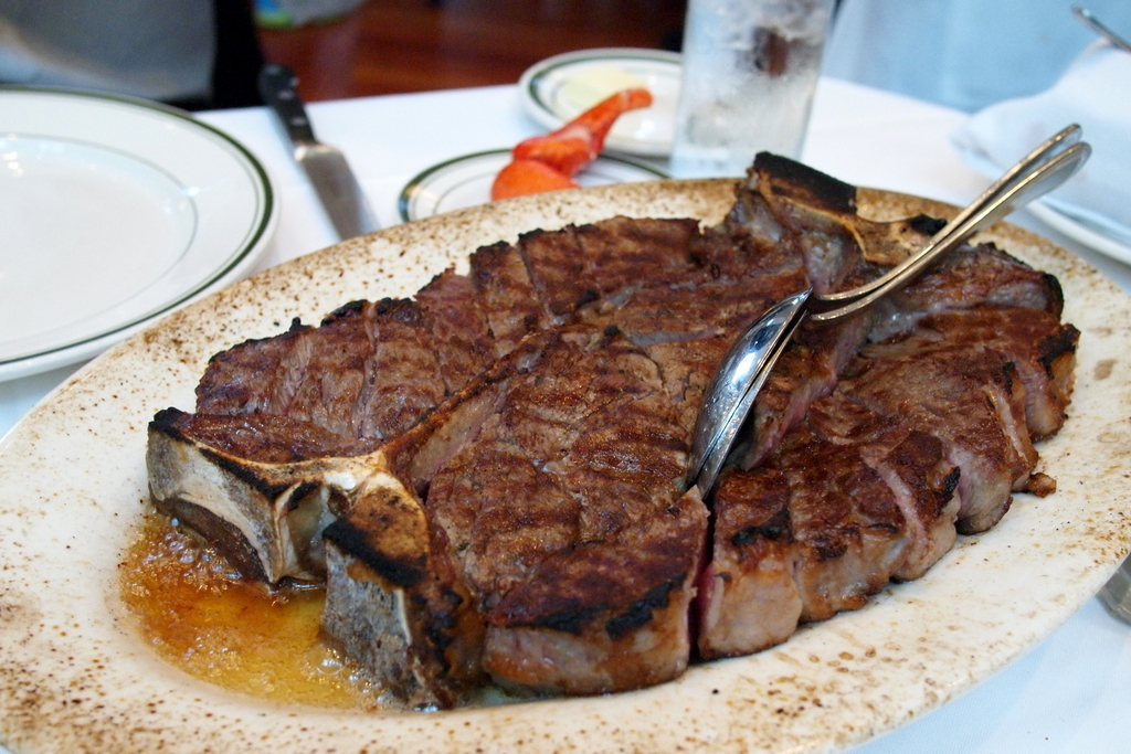 ■ Wolfgang's Steak House - Times Square