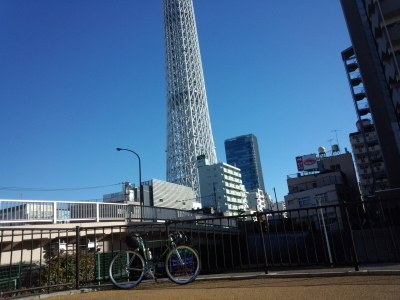 Cruise Bicycle+Cafeクラブラン