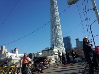 トーキョーヴィンテージライド 浅草-柴又