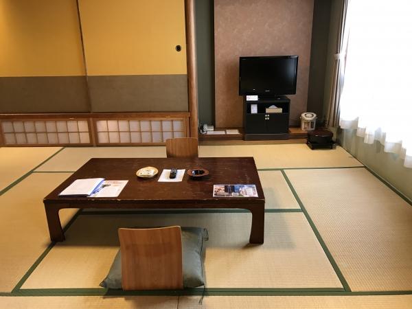 東大阪石切温泉ホテルセイリュウ 宿泊、朝食 (5)