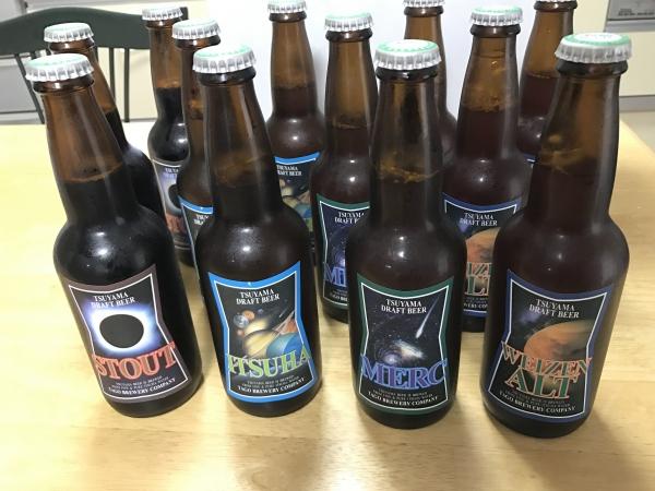 ふるさと納税2017 作州津山ビール 宇宙ラベルシリーズ12本入り @岡山県津山市 (5)