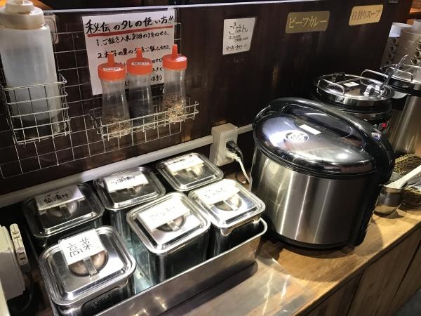 龍の巣 ヒルステップ生駒店 ランチ (11)
