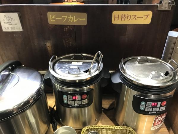 龍の巣 ヒルステップ生駒店 ランチ (12)