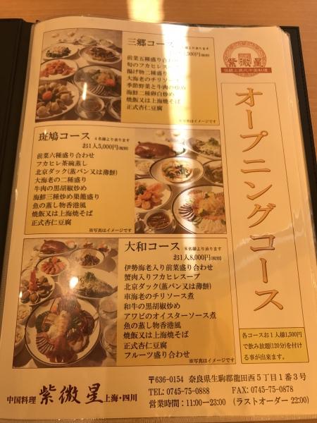 中国料理 紫微星 奈良斑鳩店 (14)