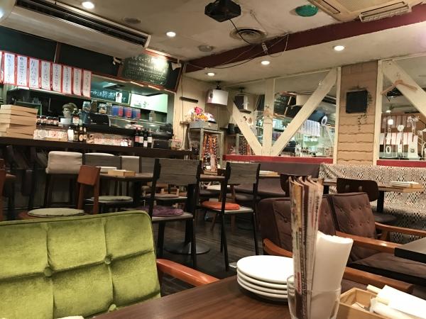 チェルピーナ邸 酒好き家庭のイタリア料理店 心斎橋 (8)