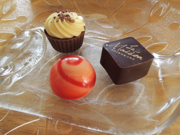 ラ・メゾン白金 デセールショコラ ジェイズ 山田さんからのチョコレート (7)