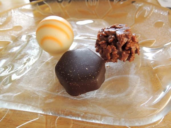ラ・メゾン白金 デセールショコラ ジェイズ 山田さんからのチョコレート (8)