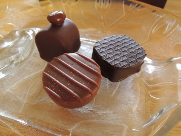 ラ・メゾン白金 デセールショコラ ジェイズ 山田さんからのチョコレート (9)