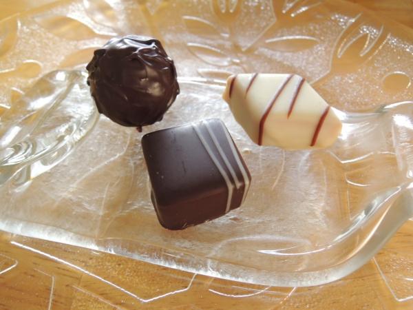 ラ・メゾン白金 デセールショコラ ジェイズ 山田さんからのチョコレート (10)