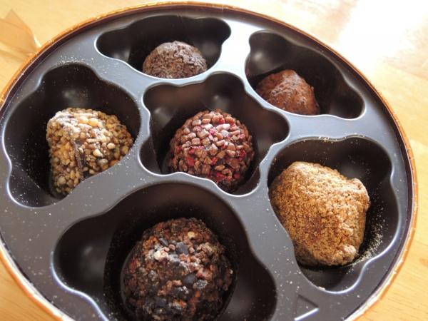 ラ・メゾン白金 デセールショコラ ジェイズ 山田さんからのチョコレート (15)
