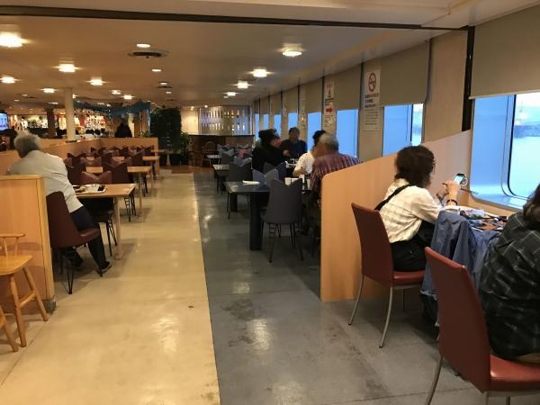名門大洋フェリー 宿泊・夕食・朝食 (61)