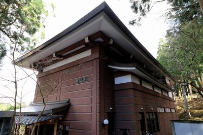 延暦寺・国宝殿1