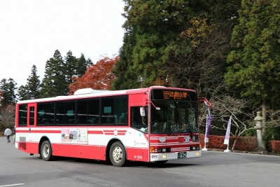 比叡山内シャトルバス
