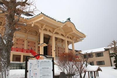 函館・称名寺 本堂