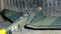 Ju87D-1右後方より