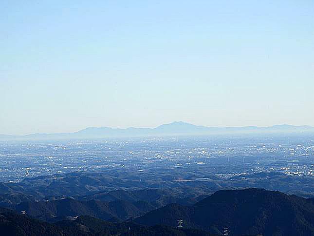 a 筑波山