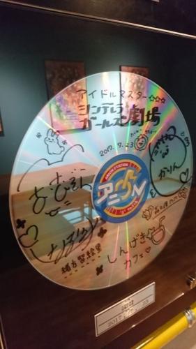 イベントサイン(大空直美さん高橋花林さん)R