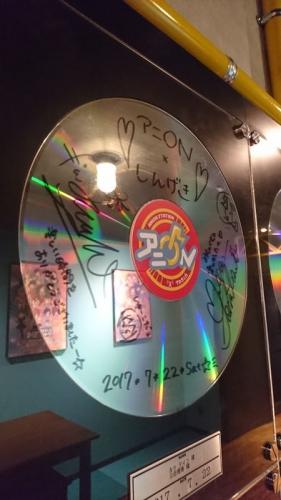 イベントサイン(立花理香さんルゥティンさん)R