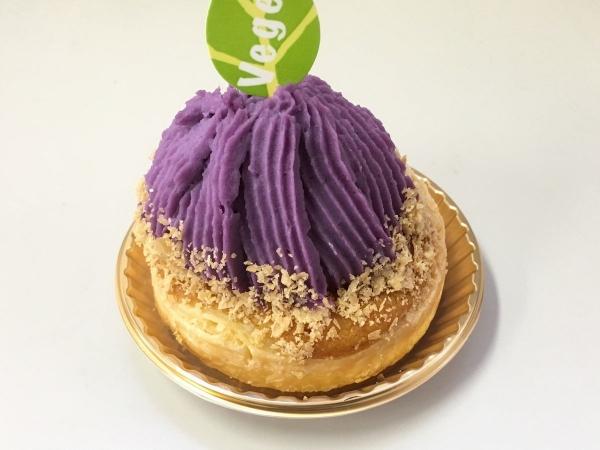 2017-12-02 紫芋モンブラン