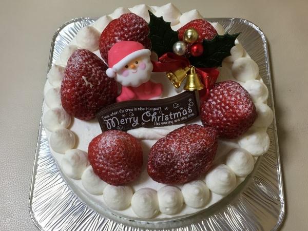 2017-12-23 ケーキ
