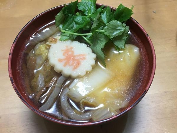 2018-01-01雑煮