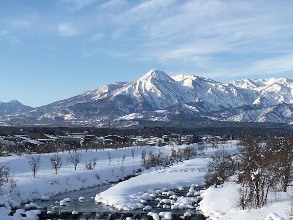 2018-01-15 妙高山