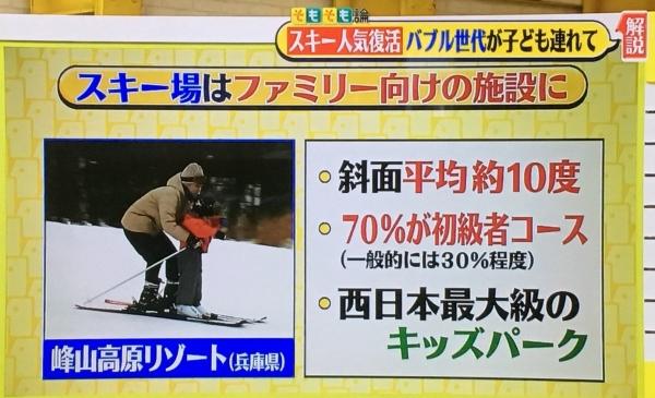 2018-01-14 子供向けスキー場