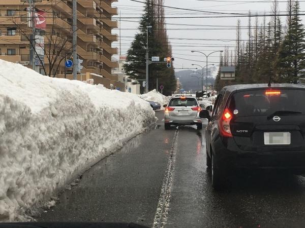 2018-02-15 車線狭い