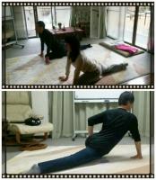 整体エクササイズ【 股関節対応 Hip joint exercise 】