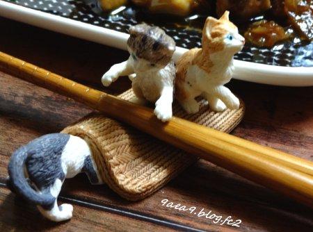 neko ねこ 猫 箸置き