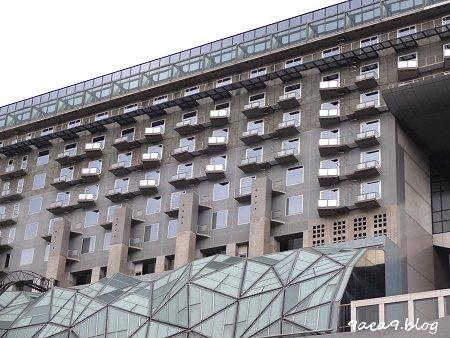 京都駅 多分ホテル部分