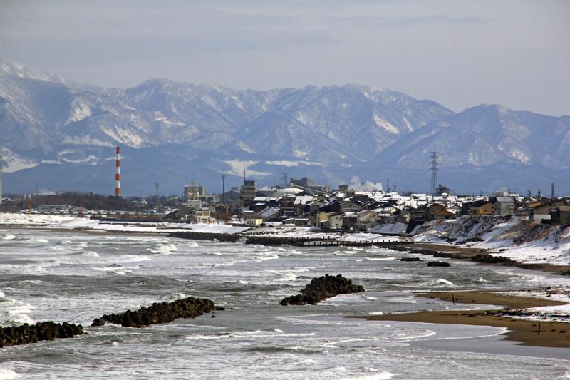 直江津海岸