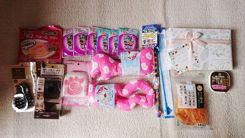 支援物資(神戸市 M・Uさま)