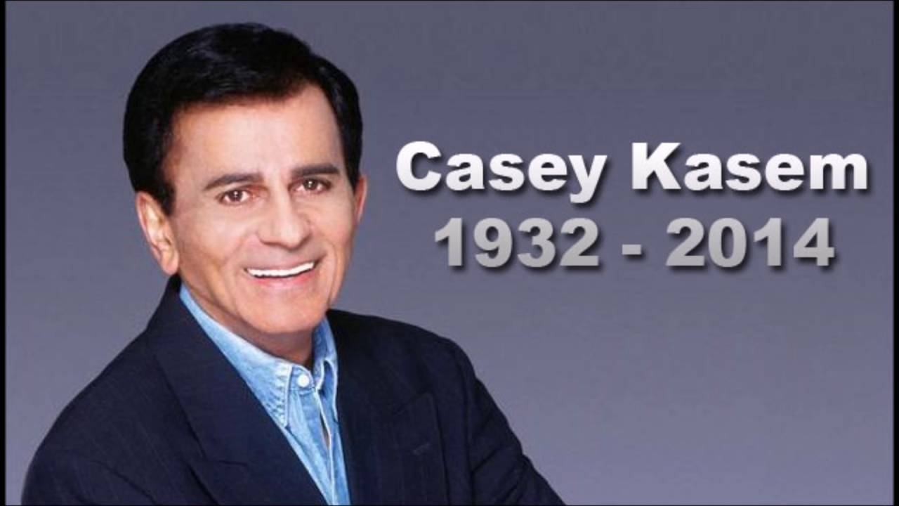 Casey Kasems American Top 40