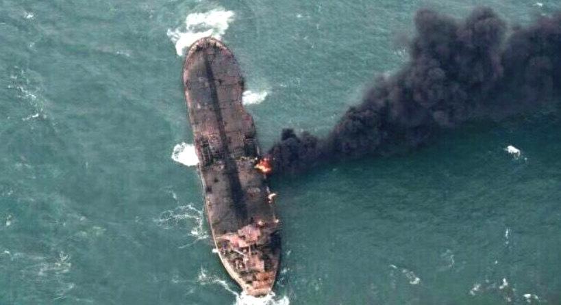 衝突した右舷側の写真が公開されていない