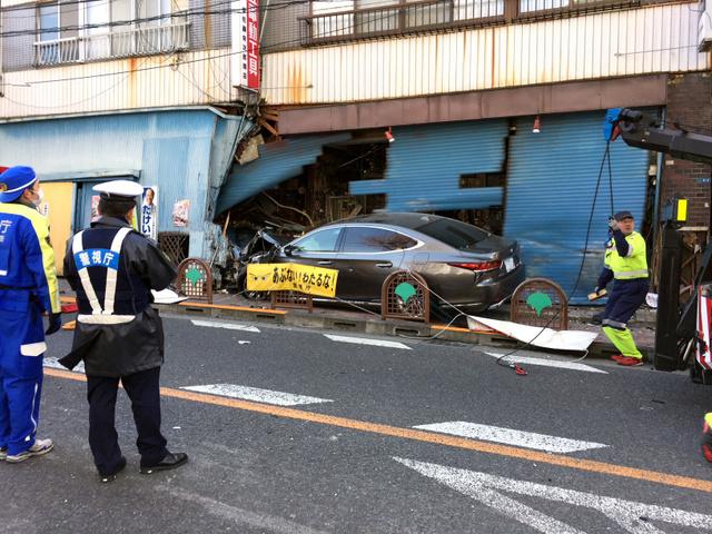 元東京地検特捜部長が運転する車にはねられ、男性死亡 2018年2月18日14時56分 1