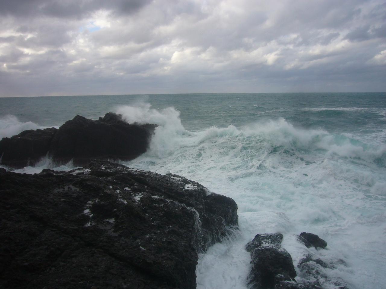 日本海波高し h29.12.28
