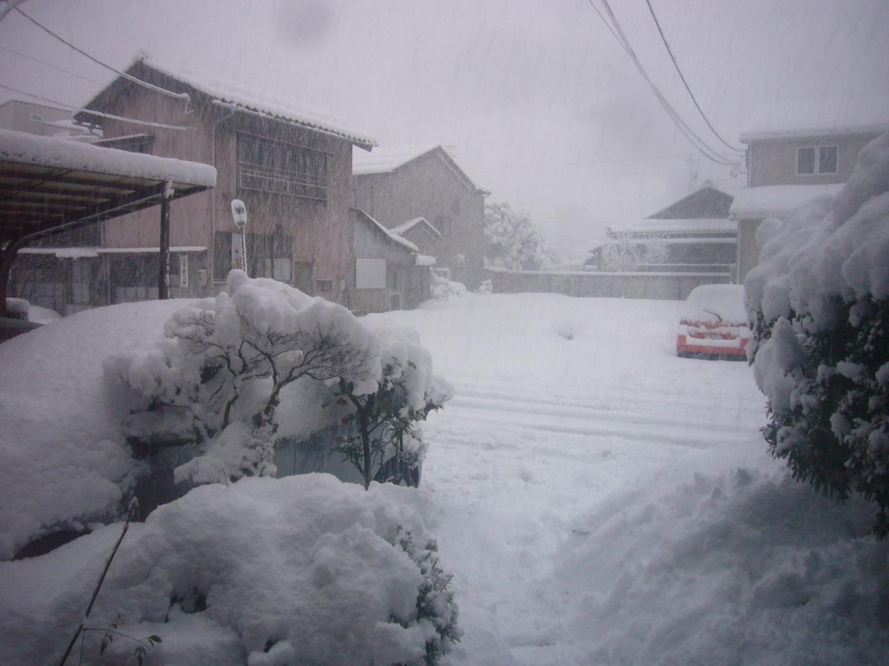 大雪 H30.2.05