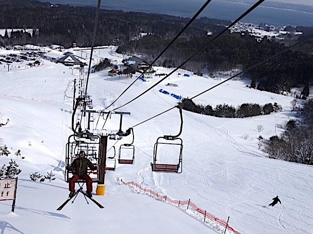 ま かど 温泉 スキー 場