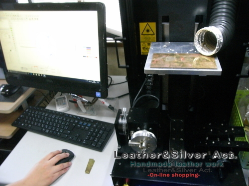 レーザー彫刻 オーダーメイド