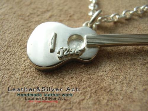 ギターネックレス オーダー