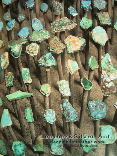 ターコイズ原石 トルコ石