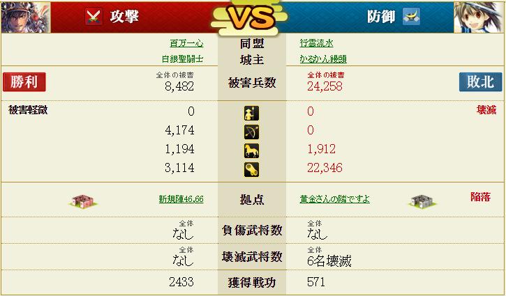 vs黄金さん