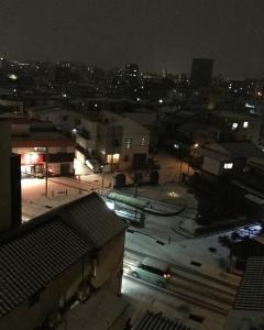 1月10日午後8時私のマンションから撮影