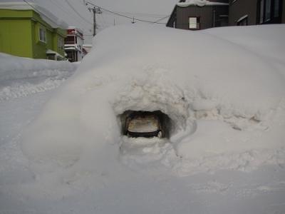 ポルシェの駐車場